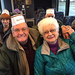 Senior Center Bus Trip